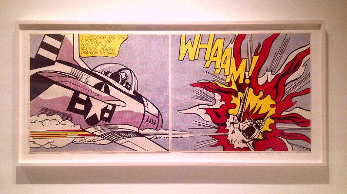 """""""Pop for the People: Roy Lichtenstein in L.A."""" at Skirball ..."""