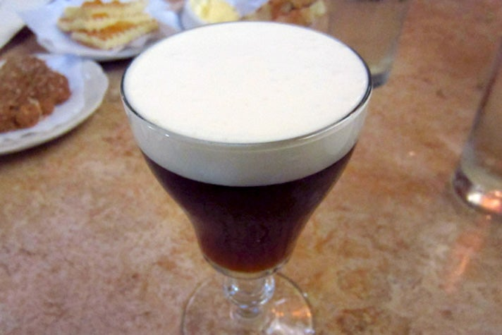 Tom Bergin's Irish Coffee