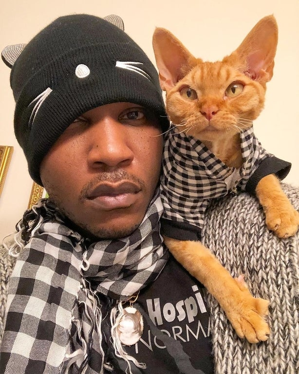 MoShow the Cat Rapper with DJ Ravioli