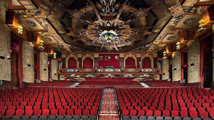 TCL Chinese Theatre interior