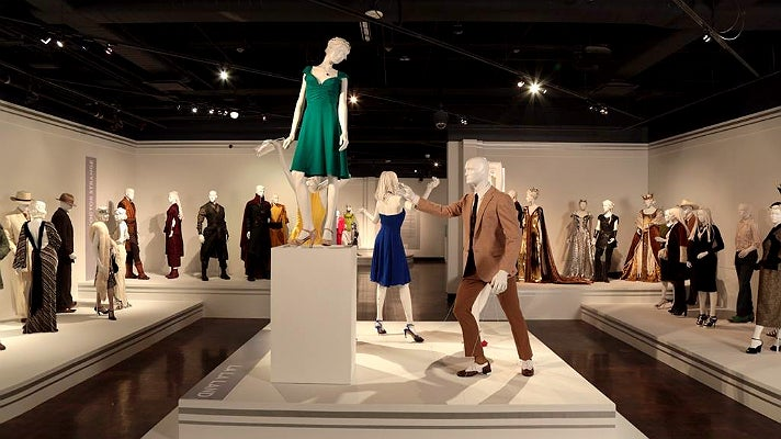 """La La Land"" costumes by Mary Zophres at FIDM Museum"