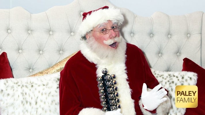 Visit with Santa at The Paley Center for Media