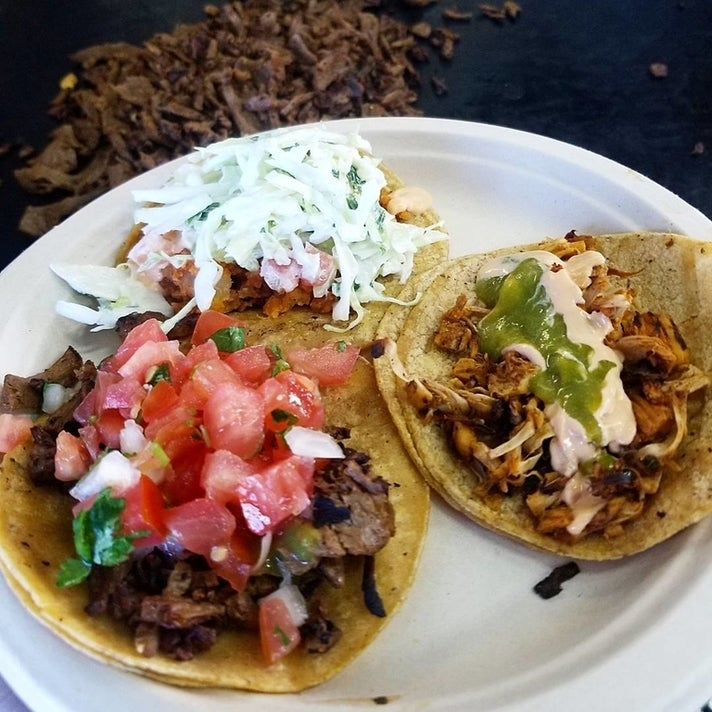 Asada tacos by Plant Food for People