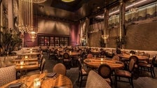 Main dining room at Beauty & Essex Los Angeles