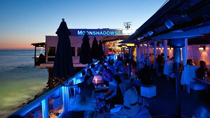 The Blue Lounge at Moonshadows