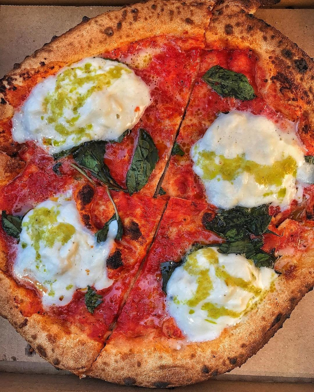 Margherita Plus at Olio GCM